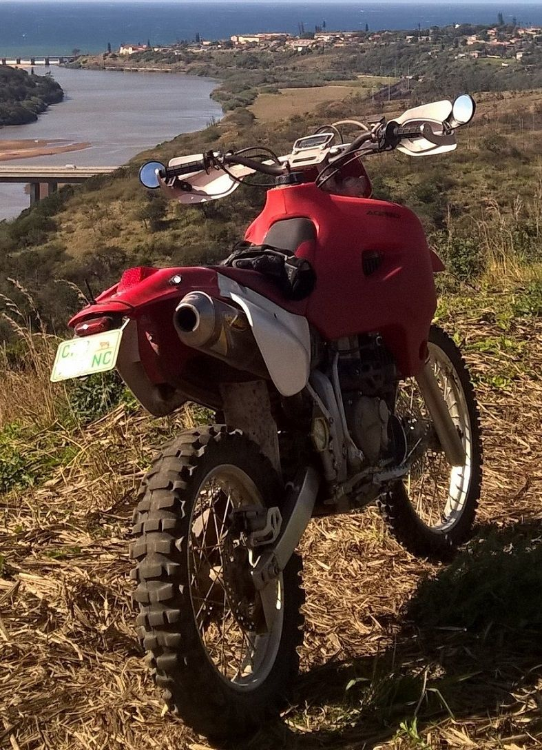 2007 Xr650r Adventure Bike Honda Accord Lx Motocross