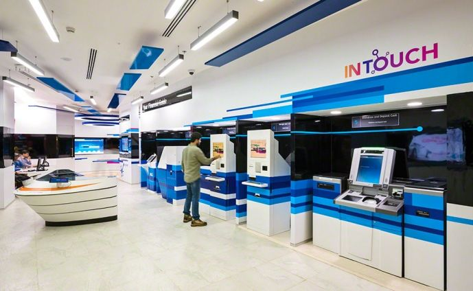 State Bank Of India The Design And Implementation Of Six Digital Branches Were Completed Within 3 Months And Are Located In Major Metropolitan Areas Acr Predios