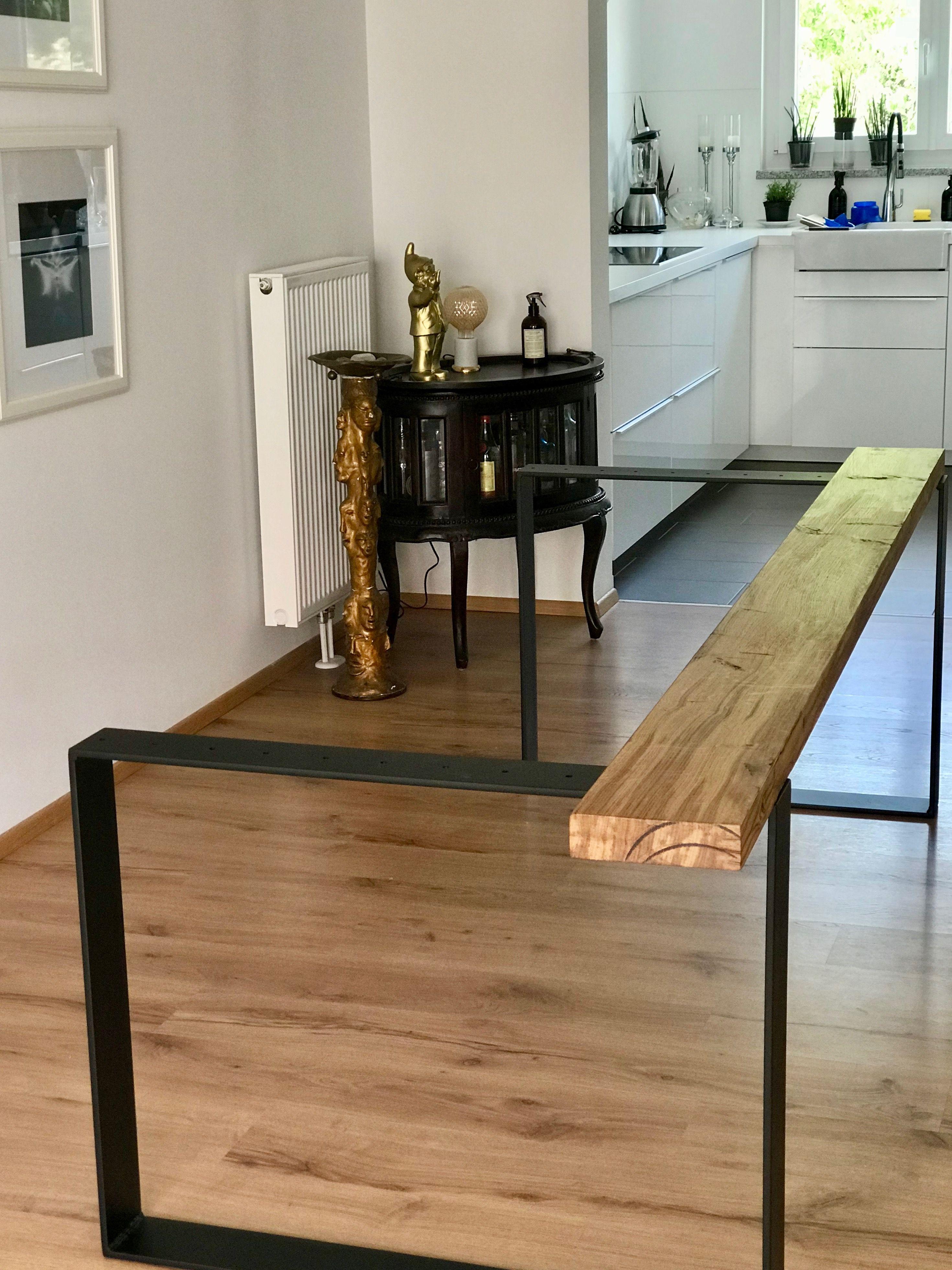 Wir bauen einen Tisch – wie aus unserer alten Eiche unser Esstisch wurde – STILWALK ♡