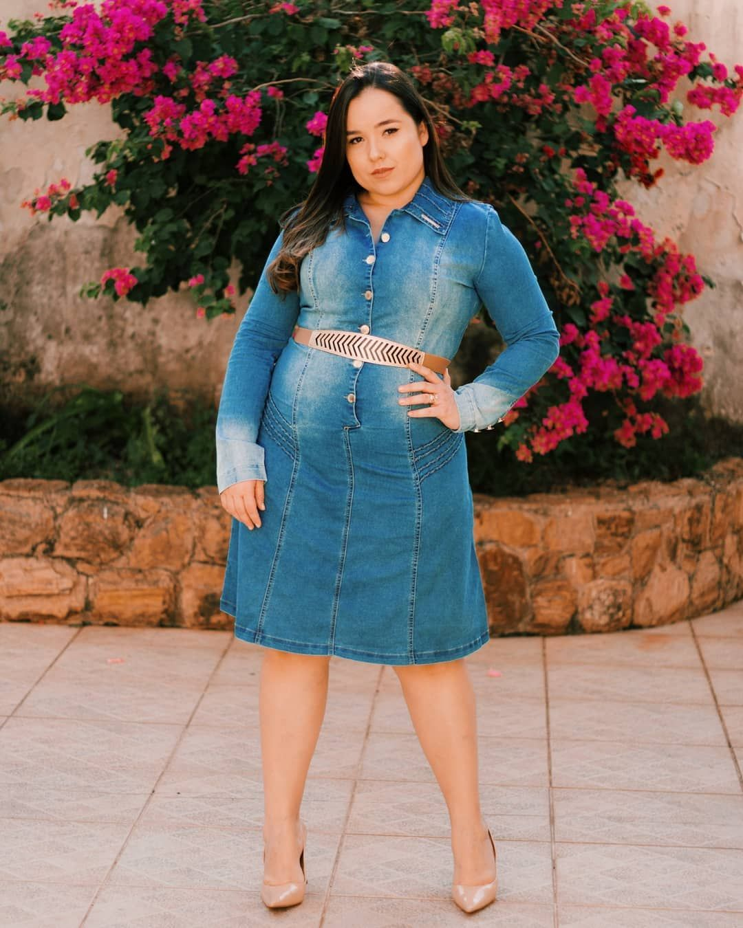 f61378853 Thick Girls Outfits, Curvy Plus Size, Plus Size Model, Plus Size Beauty,