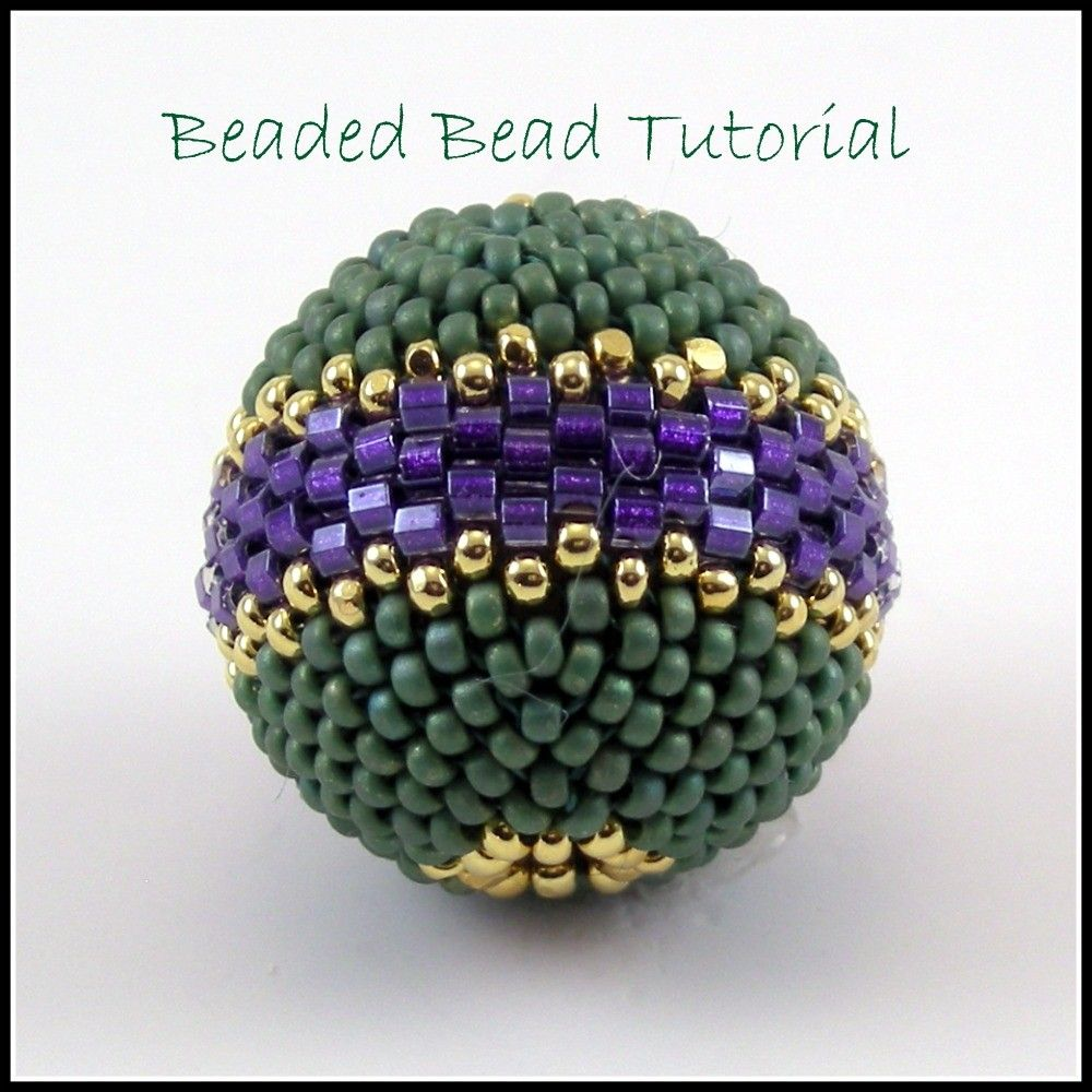 Tutorial round beaded bead peyote stitch instant download pdf tutorial round beaded bead peyote stitch pdf pattern with photos and instructions 900 baditri Images