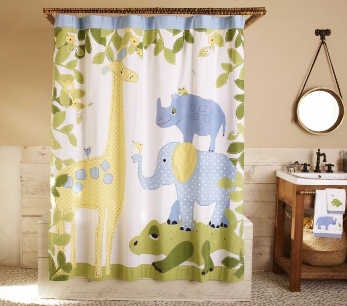Kids Bathroom Shower Curtains Httplanewstalkcomhowto - Kids bathroom shower curtains for small bathroom ideas