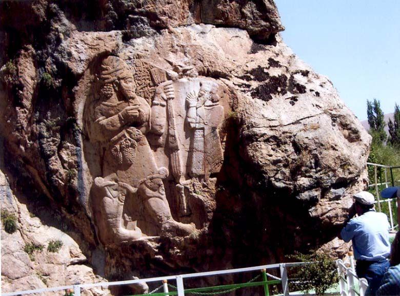 ivriz kaya kabartması (Hittite)