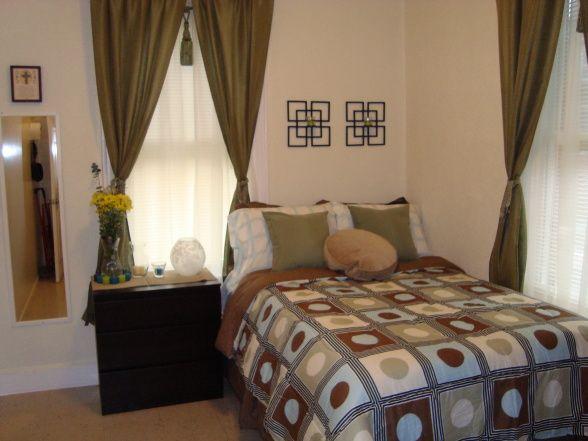Before & After 11x9 bedroom Bedroom decor, Guest bedroom