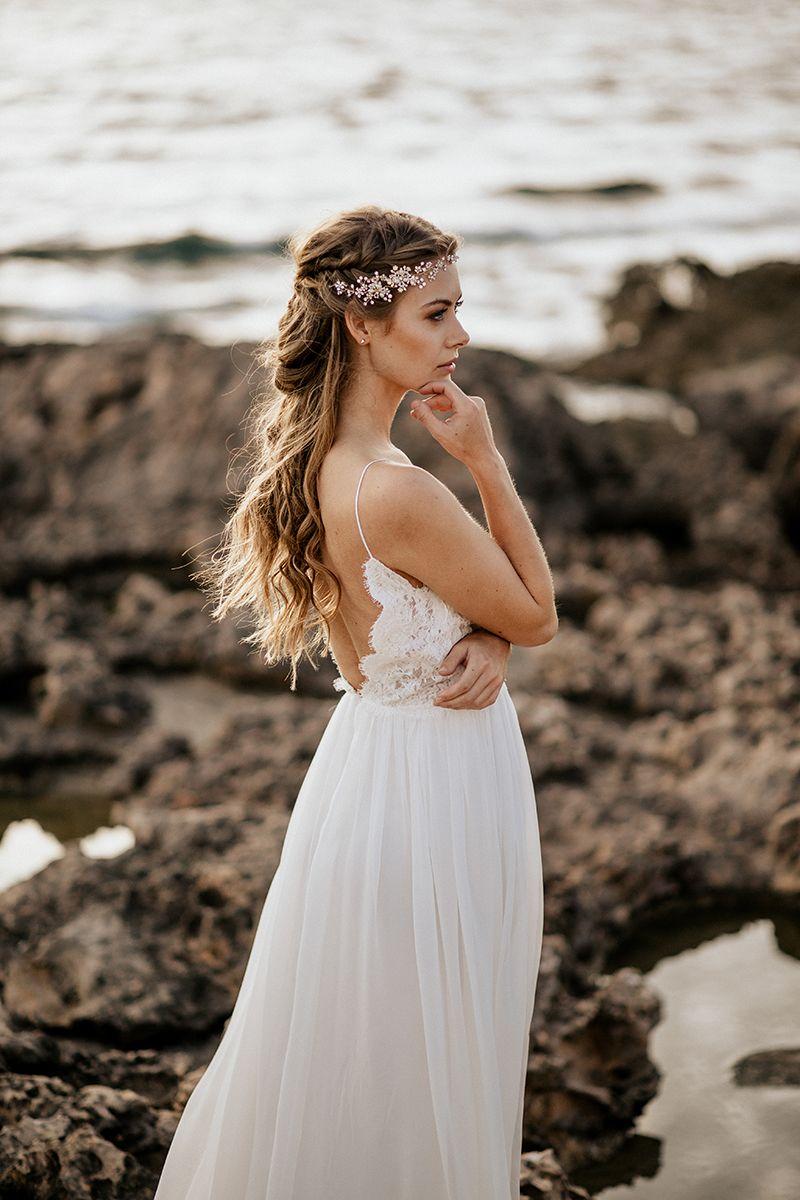 La Chia Headpiece Kollektion 2017 | Headpieces, Wedding and Wedding ...