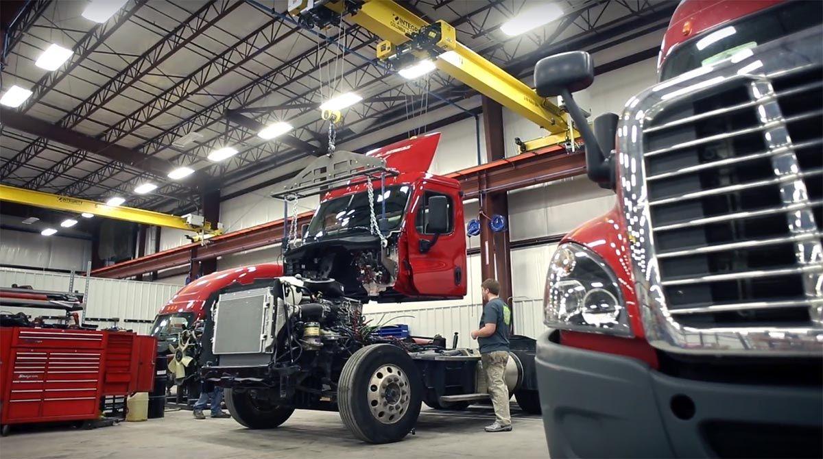 How to Find Truck Repair Shop Near me Truck repair
