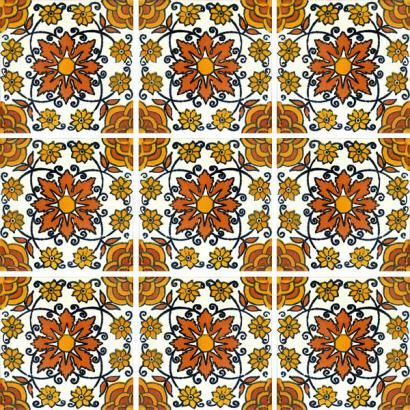 Decorative Mexican Tiles Classy Infuse The Spirit Of The Southwest Into Your Home With These 2018
