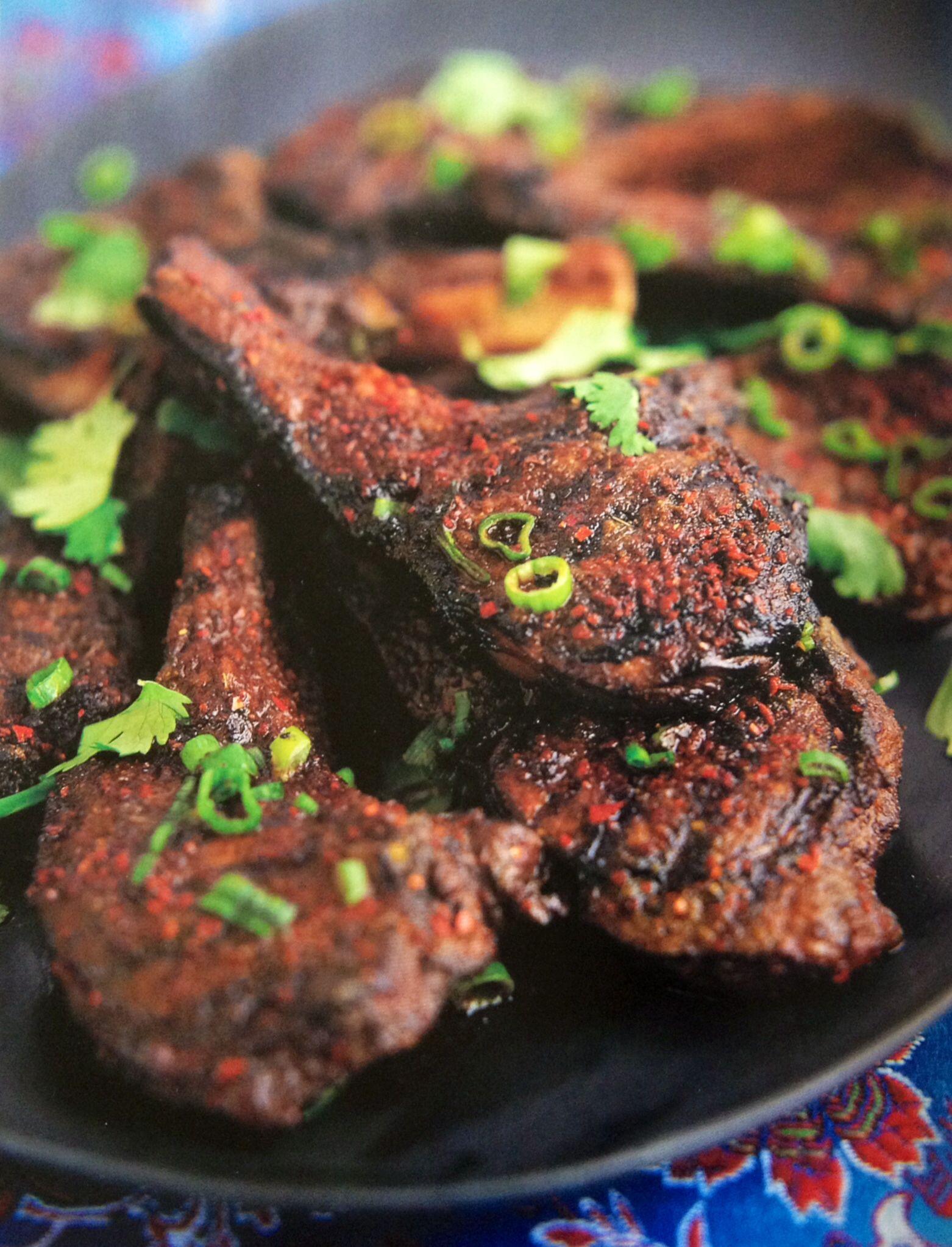 Yueyang Lamb Chops – a Fuchsia Dunlop Recipe | Fuchsia Dunlop ...