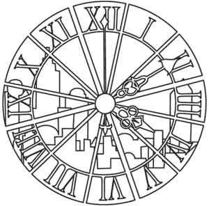 Clockwork design (UTH1579) from UrbanThreads.com