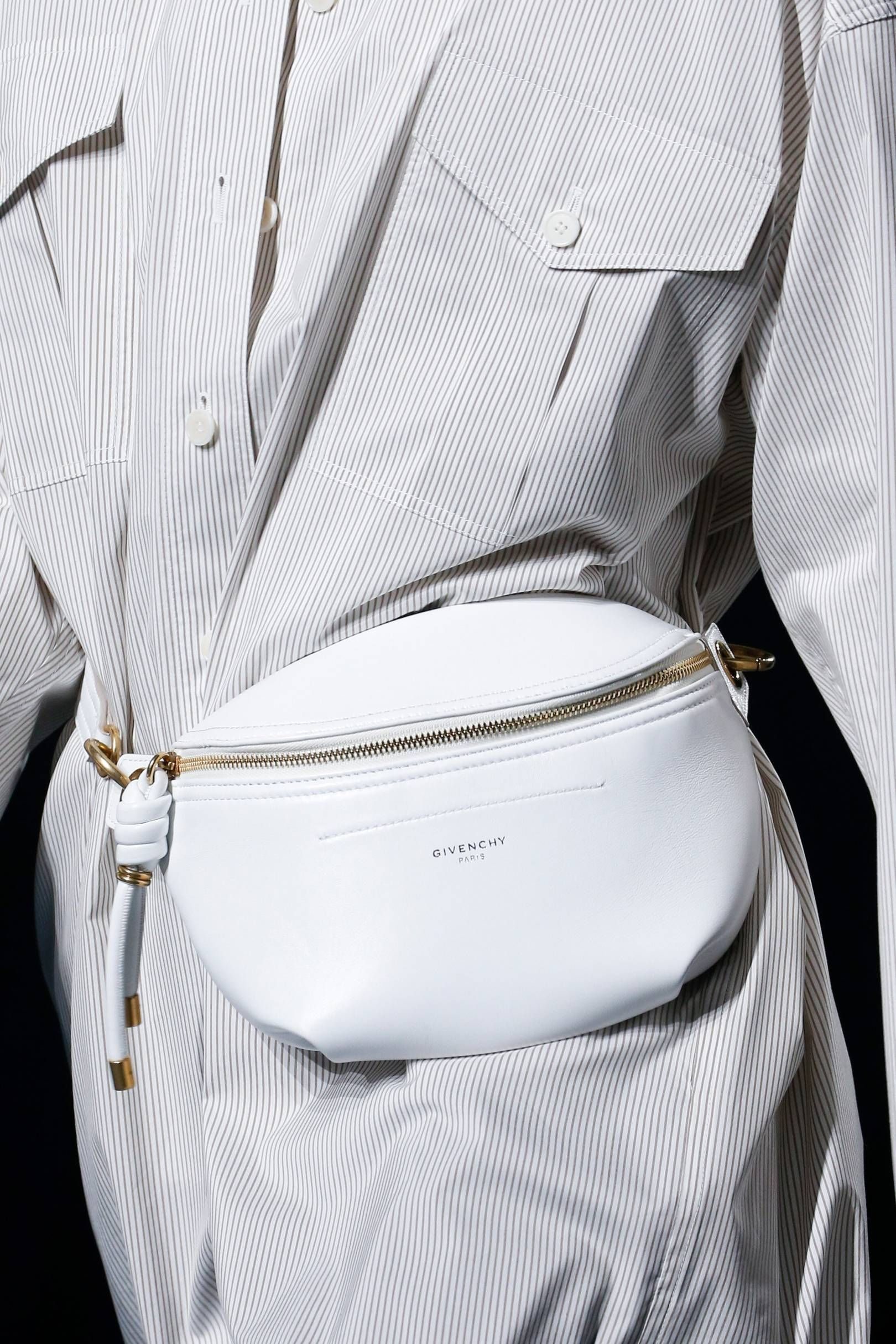 339537c809 Fanny Packs have been renamed this year for Spring Summer 2019 as the Extra  Elegent Belt-Bag