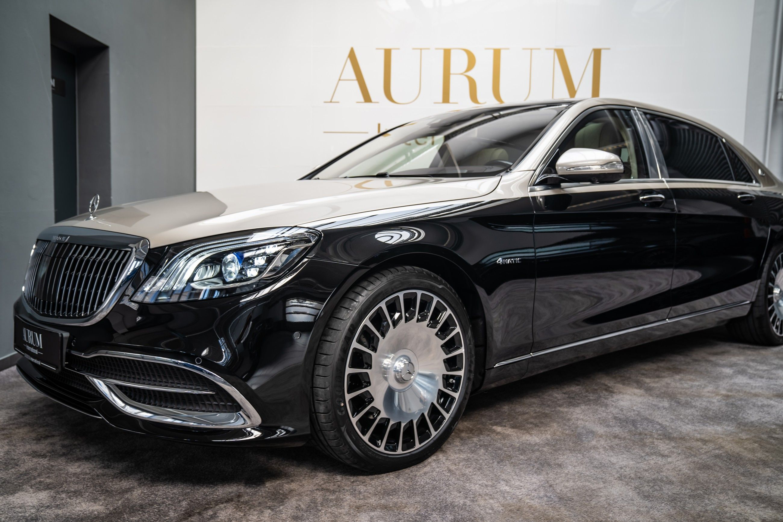 Mercedes Maybach S 560 4matic Aurum International Germany For Sale On Luxurypulse Mercedes Maybach Maybach Mercedes