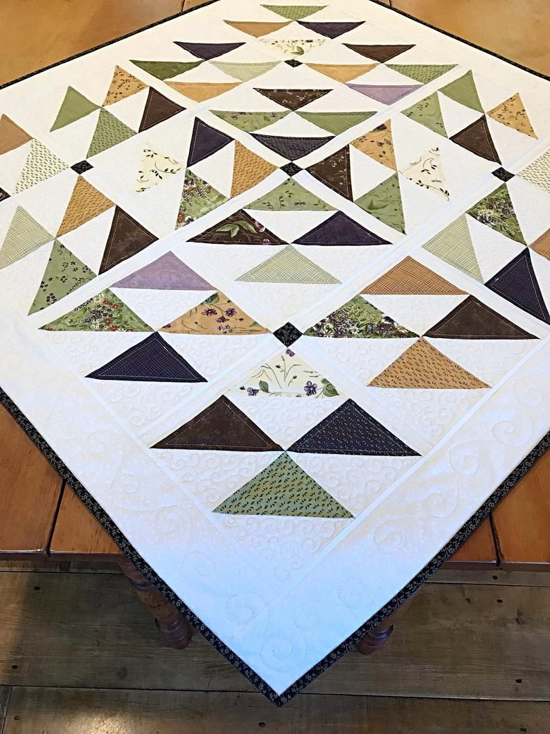 Charm Pack Quilt Pattern Easy Quilt Pattern