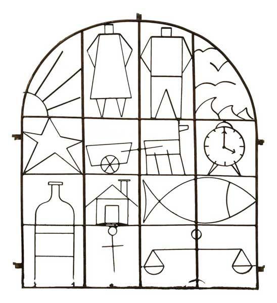 simbologia y significado de los dibujos de joaquin torres garcia ...