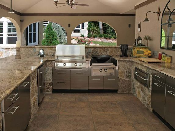 Best Stainless Steel Cabinets For Indoor And Outdoor Kitchens 400 x 300