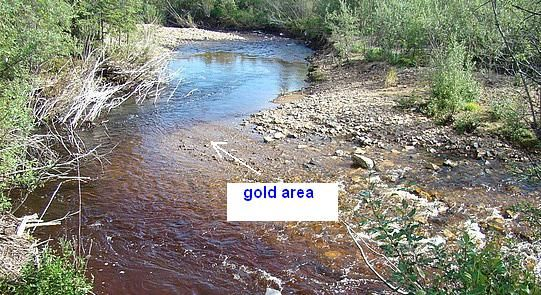 How To Find Alluvial Gold Deposits | Technology Industry Of Gold