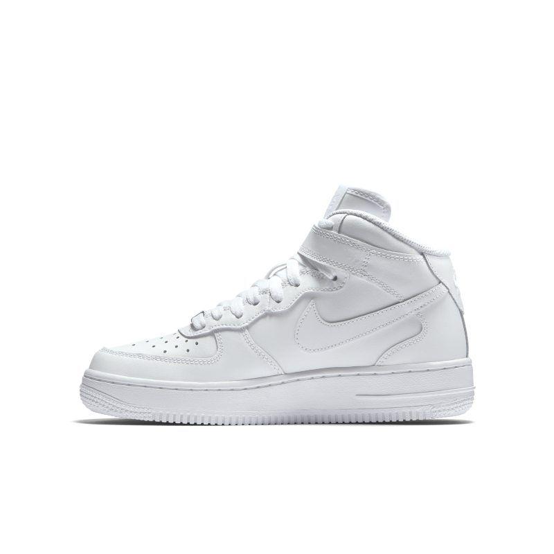 Air Force 1 Mid 06 Kids' Shoe. Nike GB | Nike air, Nike air