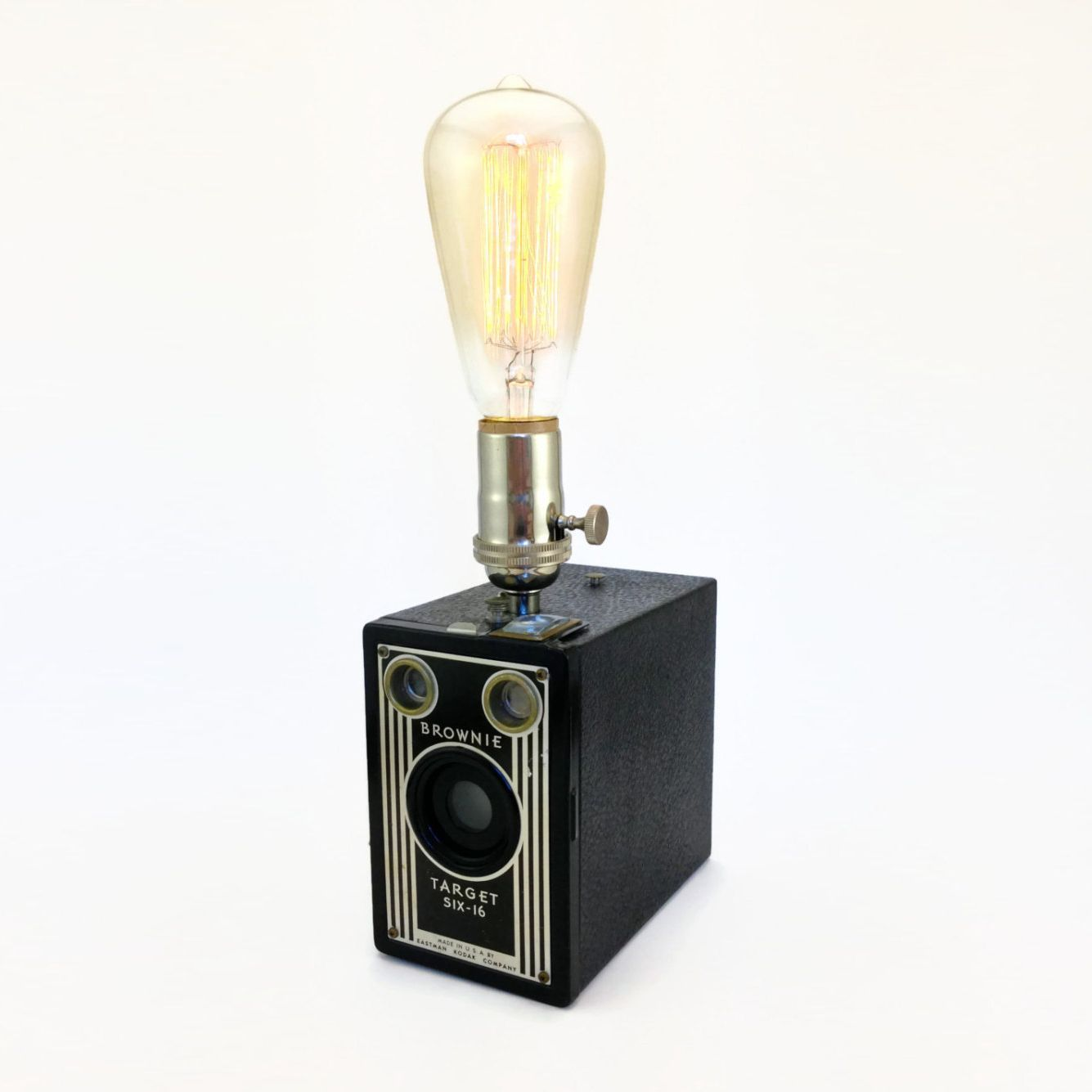 Lightbulb Moment Edison Bulb Lamp | dotandbo.com