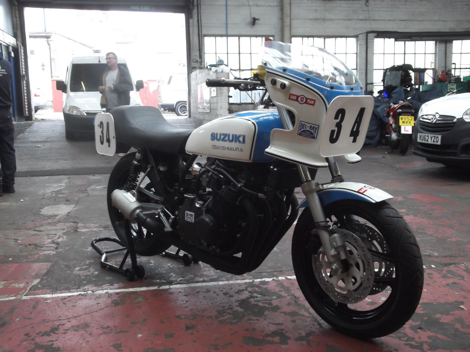 suzuki gs1000 classic race bike or parade etc | eBay