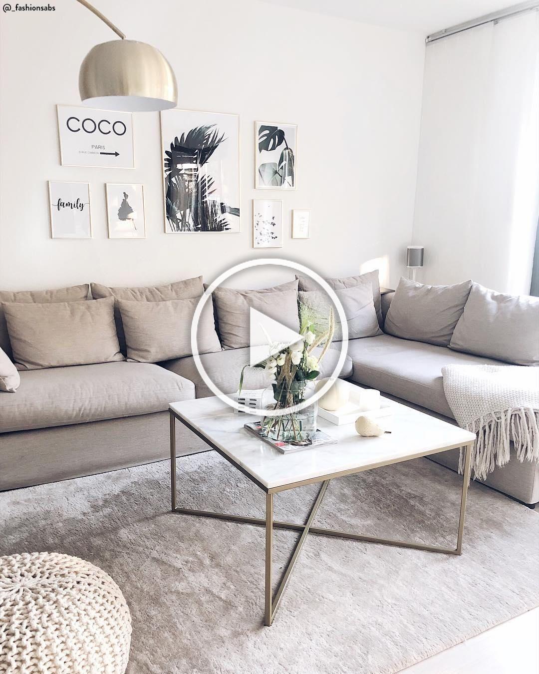 Photo of Il salotto è lo spazio in cui stare insieme. Il centro del soggiorno è costitu…