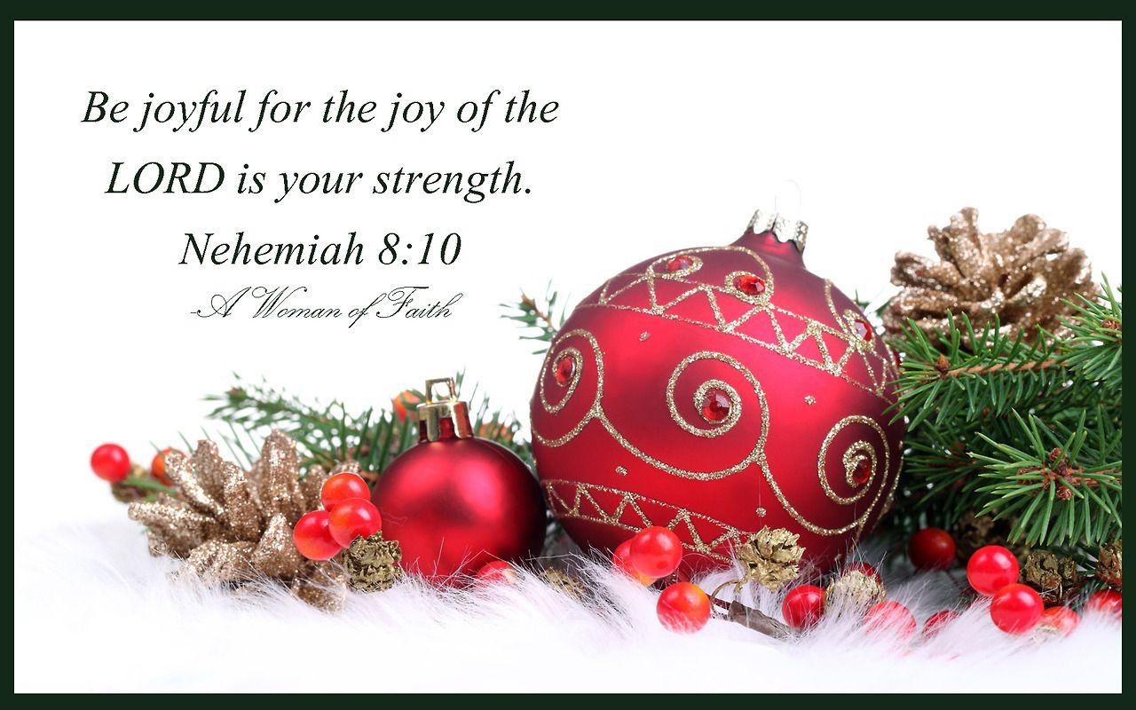 Nehemiah 8:10...The LORD is my strength