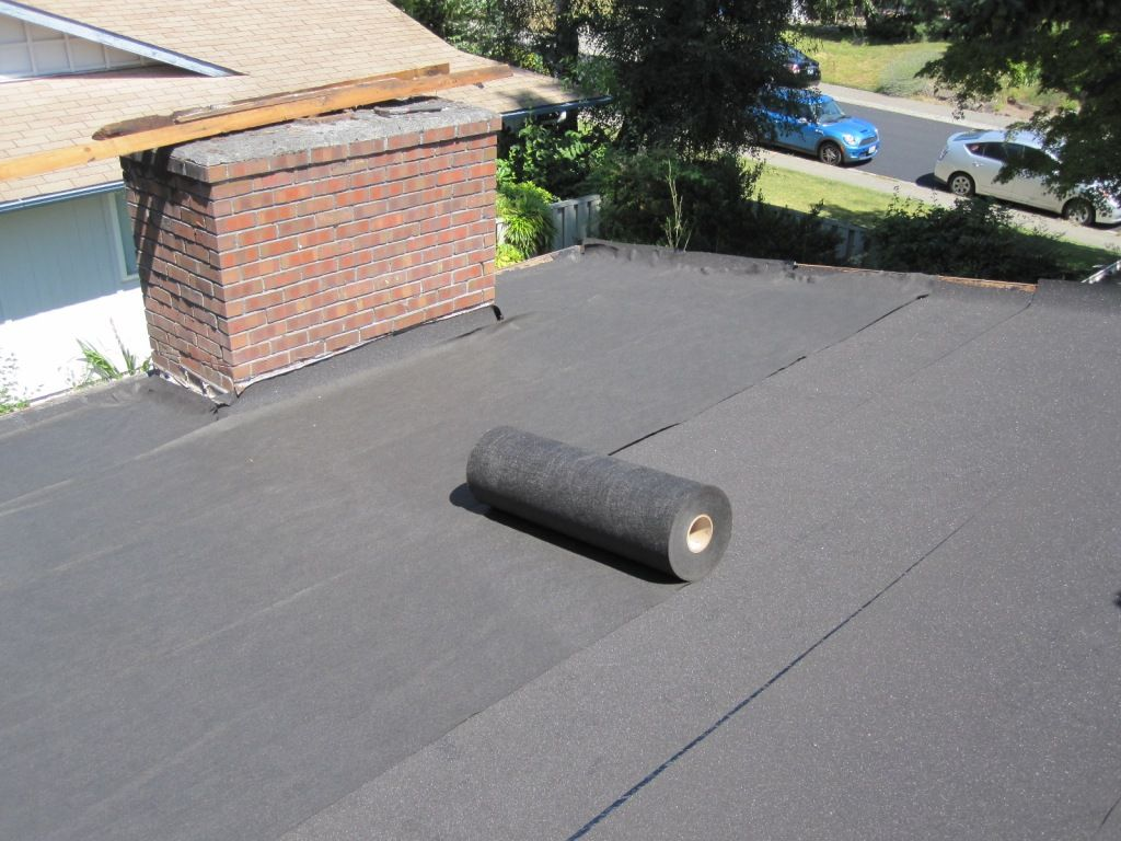 Asphalt Roll Roofing Repair 12 300 About Roof