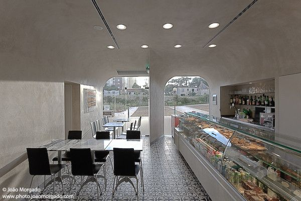 Gallery of Cafe / Pastry Shop in Sintra / extrastudio - 7