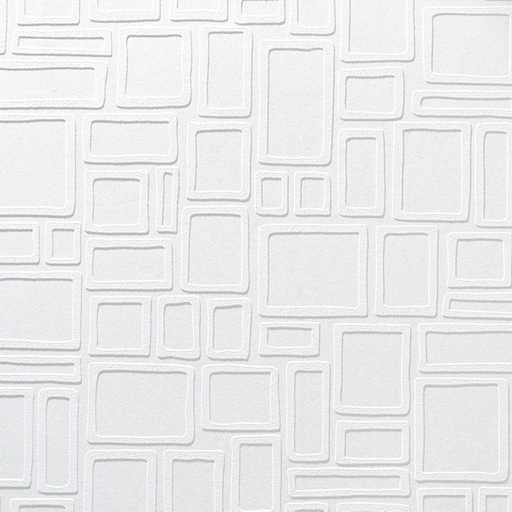 Paintable Wallpaper Squares Paintable Wallpaper Geometric Paintable Wallpaper Paintable Textured Wallpaper