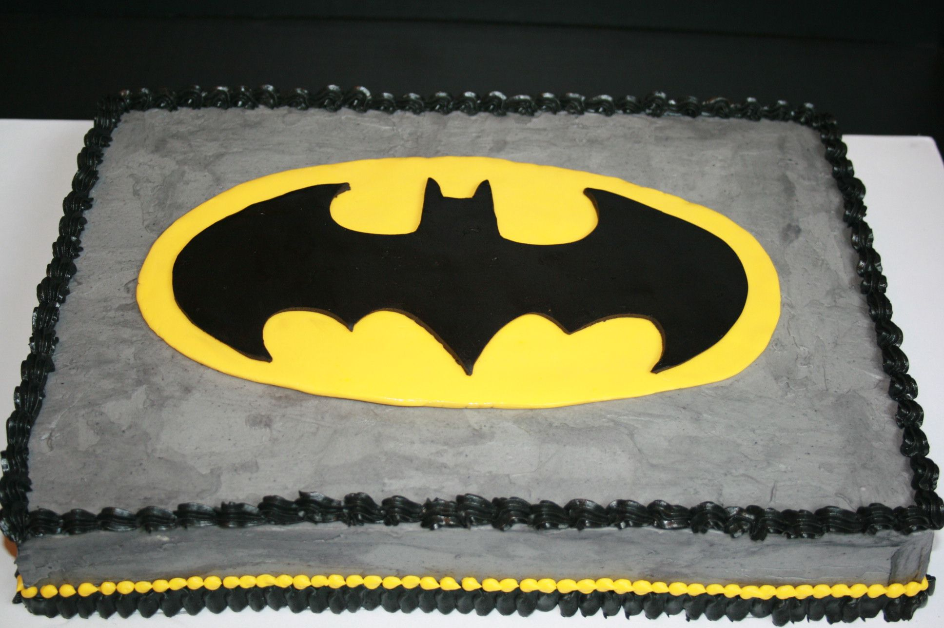 Coolest Lego Batman Cake For A 5 Year Old Birthday Cakes cade
