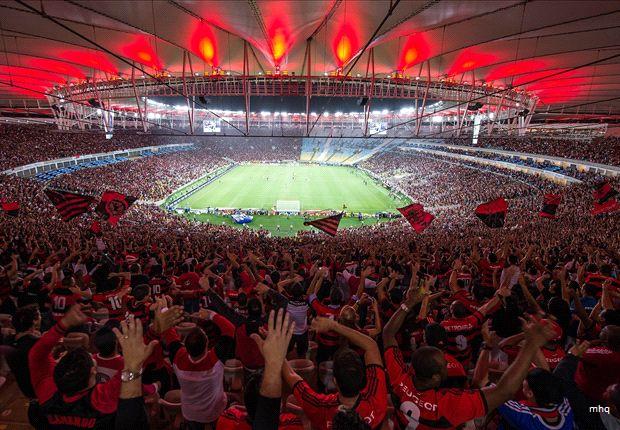 Com Um Apoio Gigante Da Torcida E Uma Media De Publico Maior Que 50 Mil Torcedores O Fla Viu Os Adversari Para Flamengo Estadio Maracana Torcedora Do Flamengo