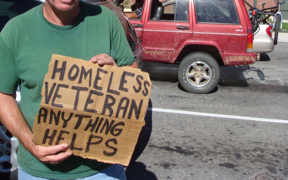 Catching Homelessness Homeless veterans, Nurse stories