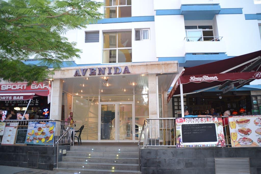 Apartamento Avenida playa - Apartments zur Miete in Puerto de la Cruz