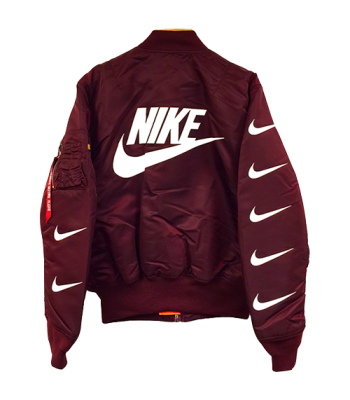 nike air force 1 bomber jacket