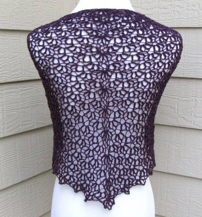 How to Crochet a Shawl: The Ultimate Resource Guide | Pinterest ...
