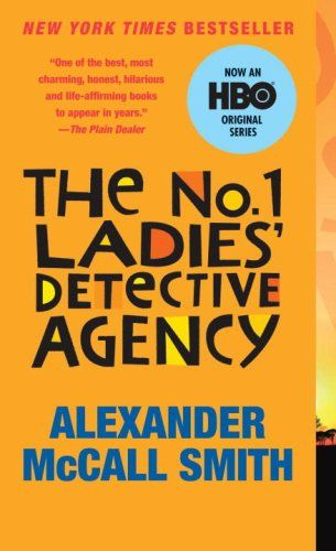 The No.1 Ladies' Detective Agency (Movie Tie-in « Library User Group
