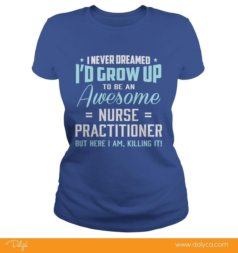 NURSE PRACTITIONER Awesome