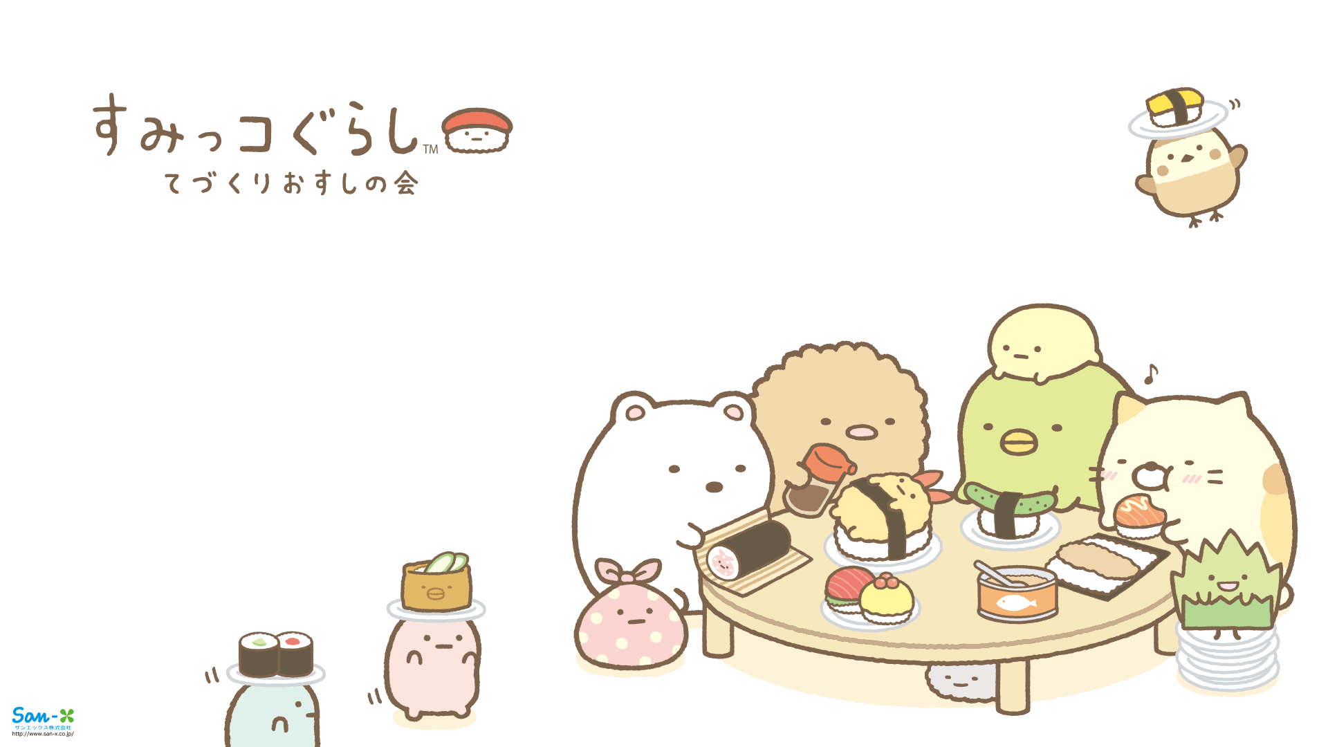 Wallpaper iphone san x - Image Result For Sumikko Gurashi Wallpaper