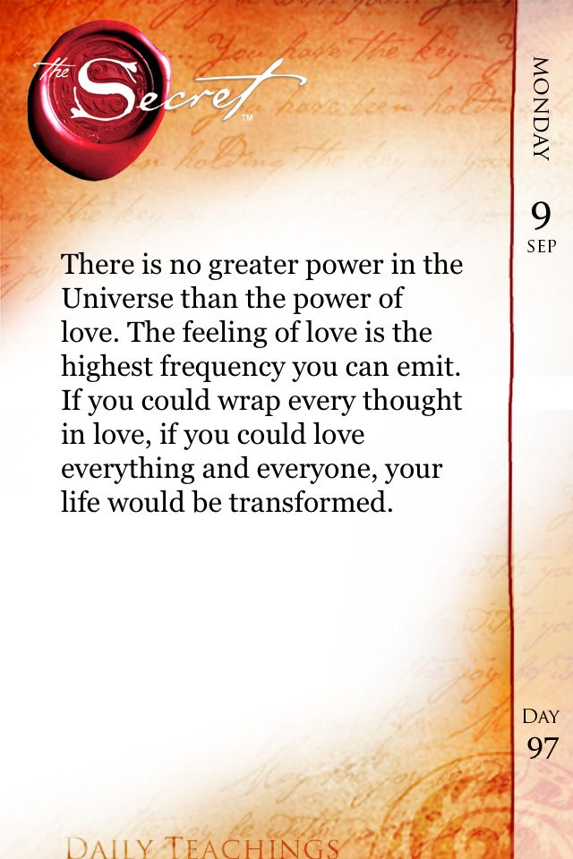 Day 29 Daily Teaching Love Secret Law Of Attraction Law Of Attraction Secret Quotes