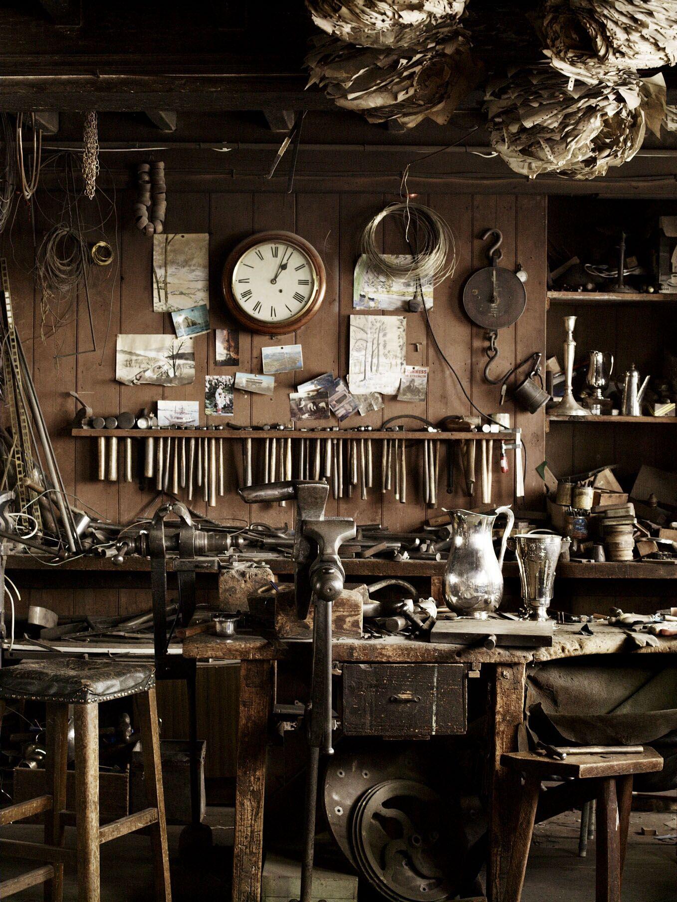 Hart Silversmiths - Chipping Camden, Gloucestershire