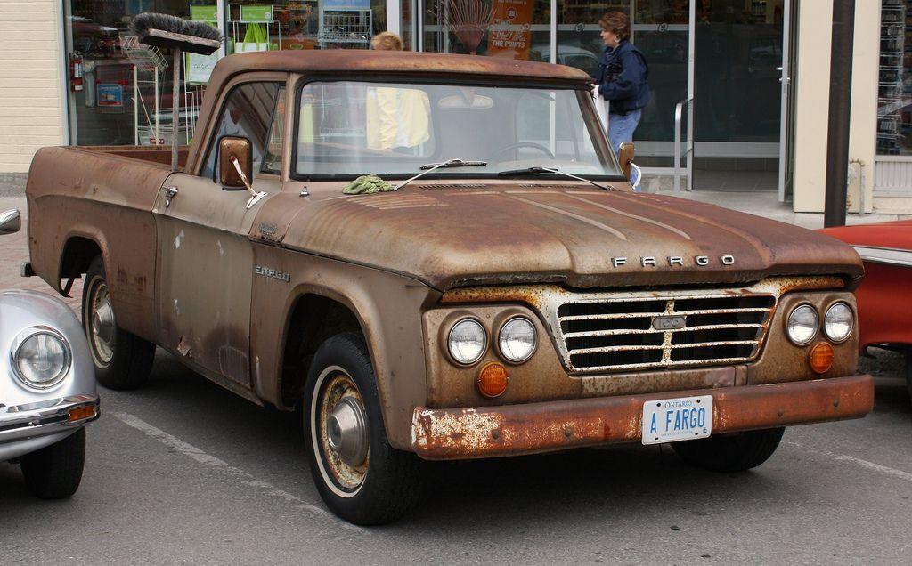 1965 Fargo Pickup Canadian Dodge1s2samp 3s 1961