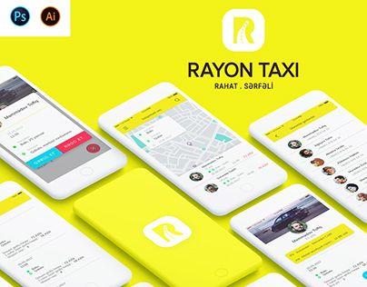 Rayon Taxi App