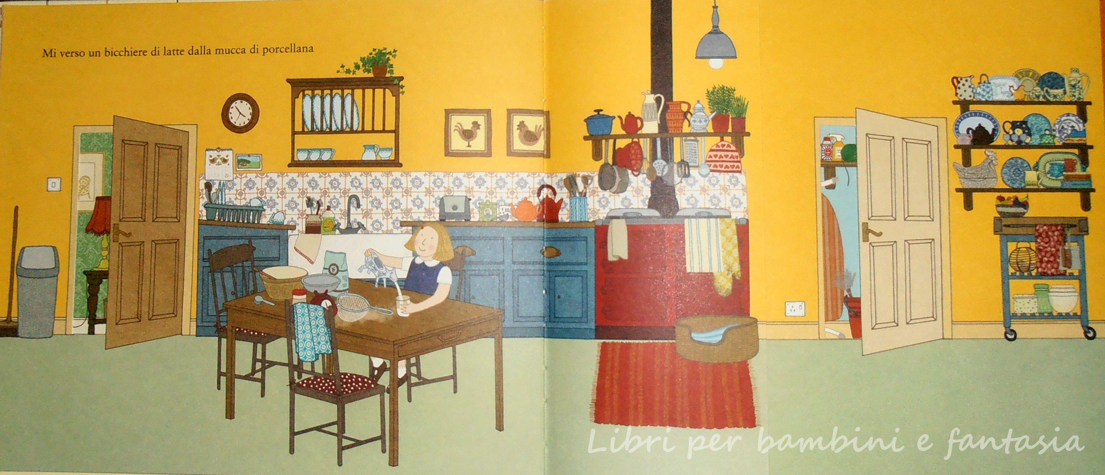 A casa della nonna scelgo un libro per bambini con la for Piani di casa della nonna