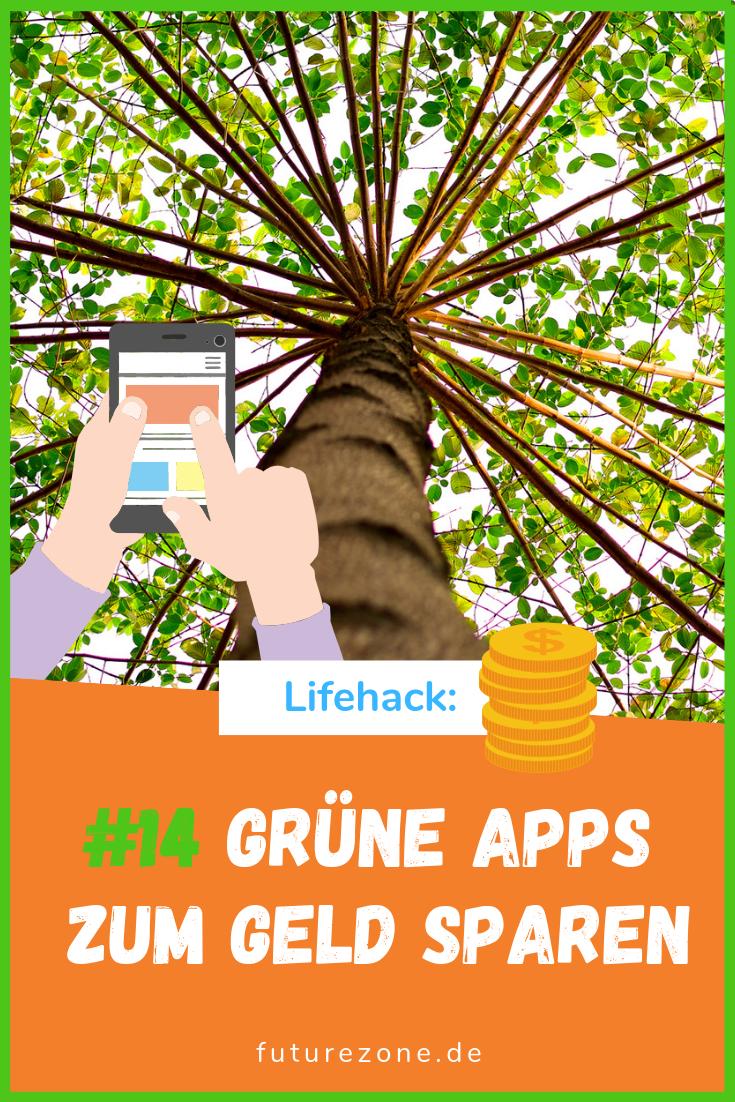 gutes tun und geld sparen mit diesen 14 apps | geld sparen
