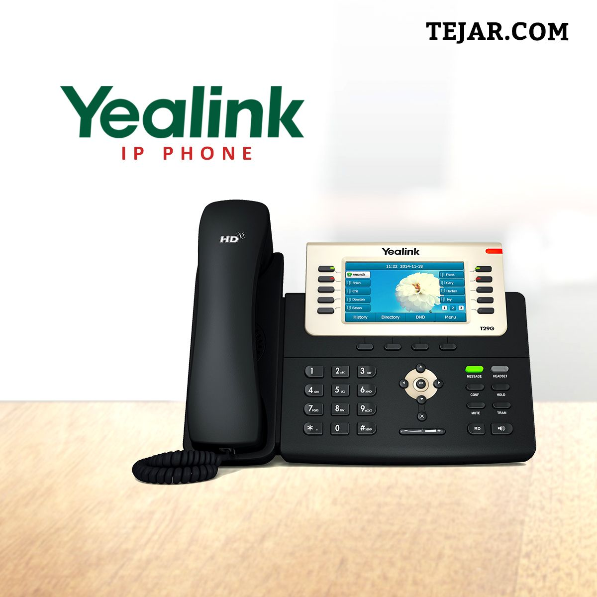 FREE SHIPPING Yealink SIP-T29G BRAND NEW