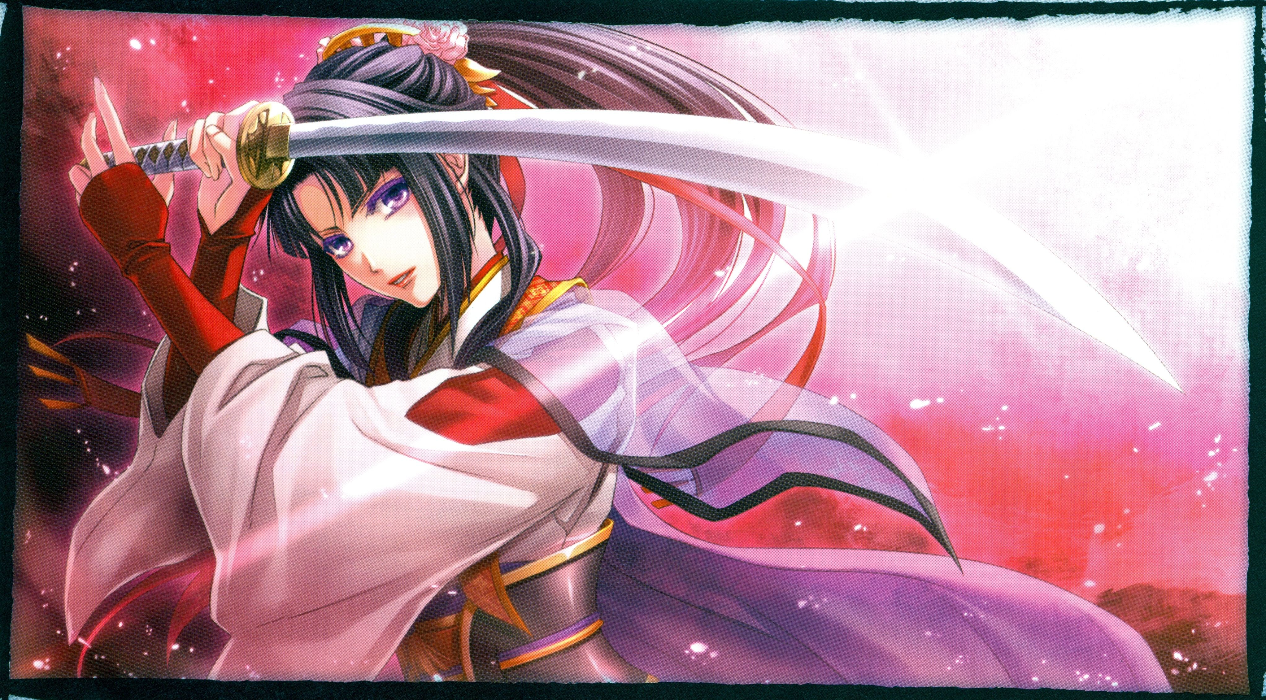 Shiki (Shirahana no Ori Hiiro no Kakera 4 Anime, Anime