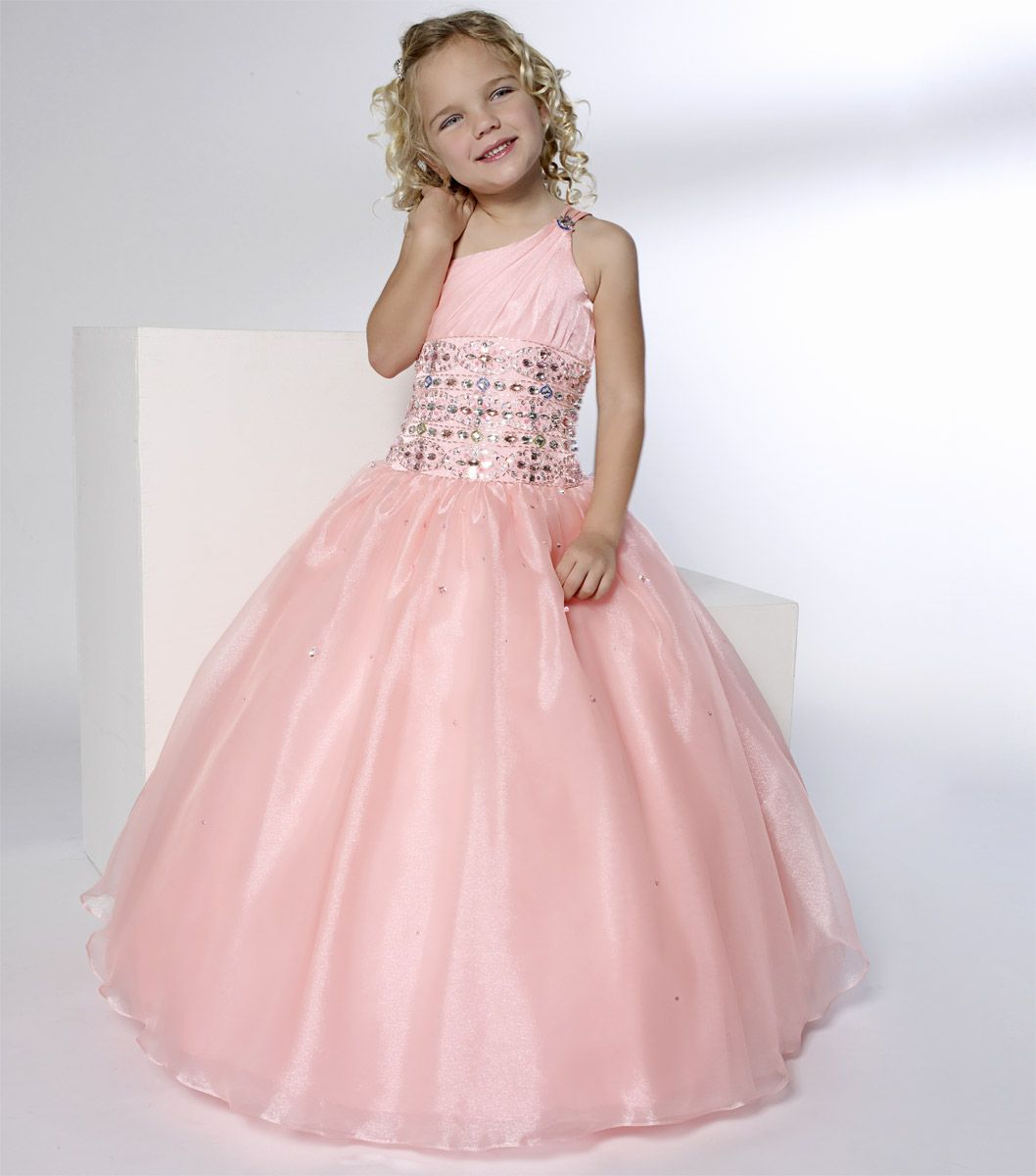 Girls Pageant Dresses by Tiffany Princess 13233 | Vestidos de Niñas ...