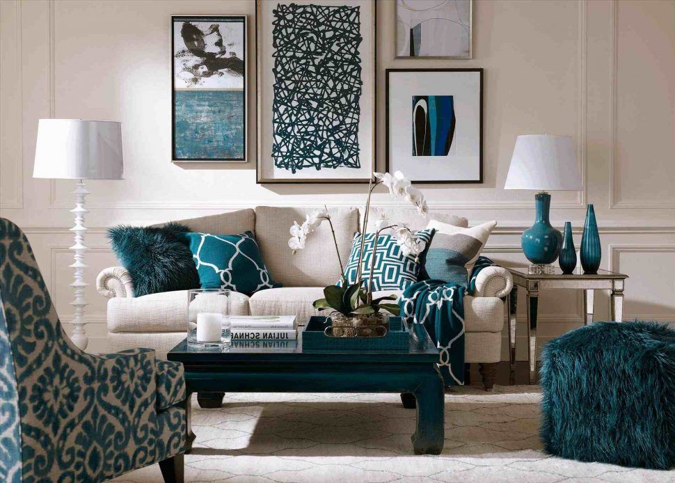 Best Living Room Beige Turquoise Living Room At Home Rugs Black 640 x 480