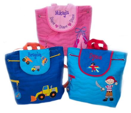 Kids Monogrammed Backpacks Backpacker Sa