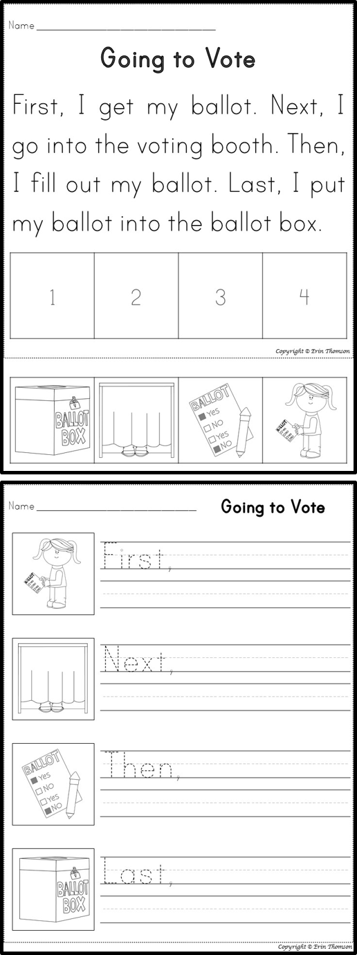 Sequencing Stories ~ First, Next, Then, Last {Set 2} | Pinterest