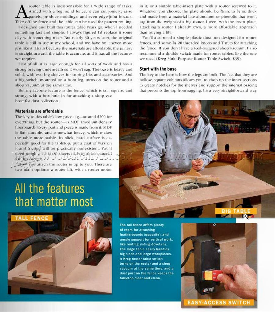 Router table plans router router table pinterest router router table plans router greentooth Gallery