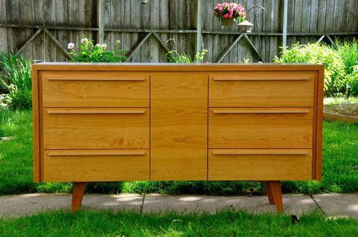 Custom Made Cherry Dresser